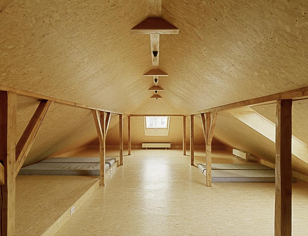 haus mit geschichte architektur sommerkamp. Black Bedroom Furniture Sets. Home Design Ideas