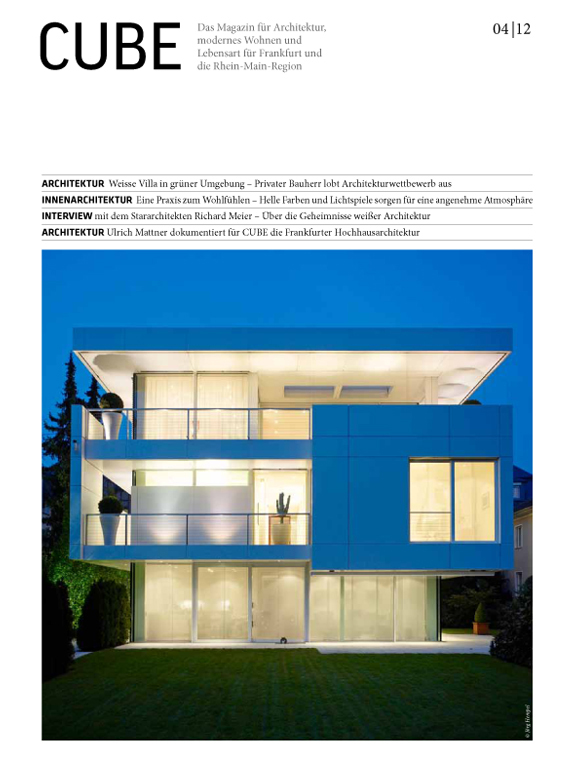 Cube magazin architektur sommerkamp for Architektur magazin